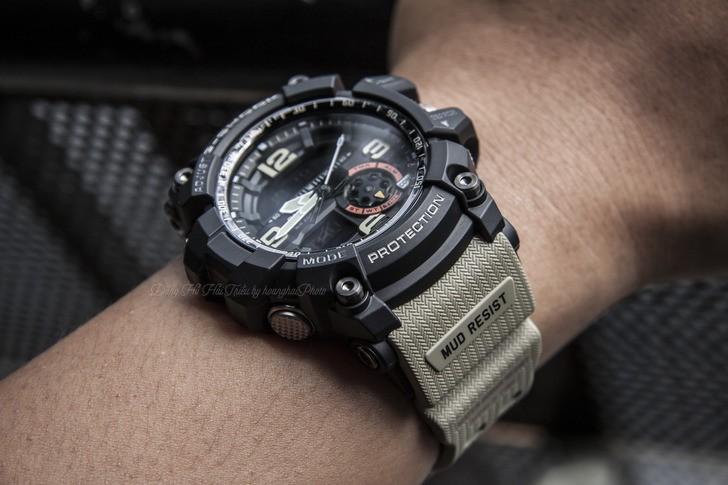 Đồng hồ thể thao G-Shock GG-1000-1A5DR thuộc dòng MudMaster - Ảnh 7