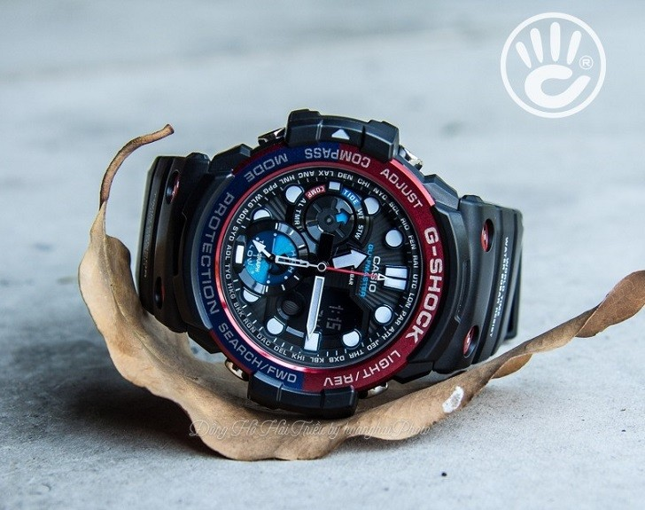Đồng hồ G-Shock GN-1000-1ADR giá rẻ và thay pin miễn phí - Ảnh 2