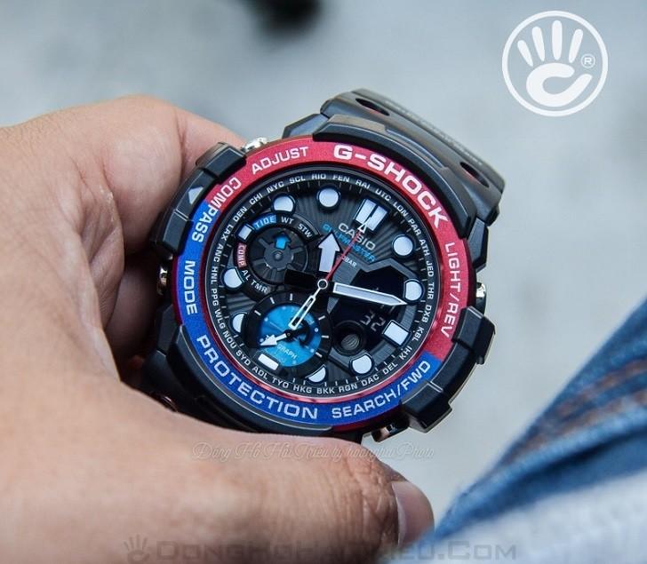 Đồng hồ G-Shock GN-1000-1ADR giá rẻ và thay pin miễn phí - Ảnh 3