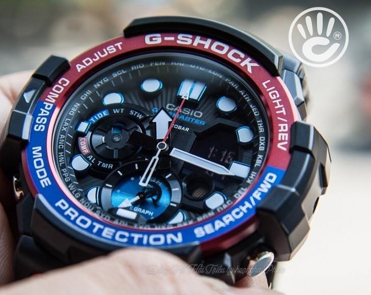 Đồng hồ G-Shock GN-1000-1ADR giá rẻ và thay pin miễn phí - Ảnh 7