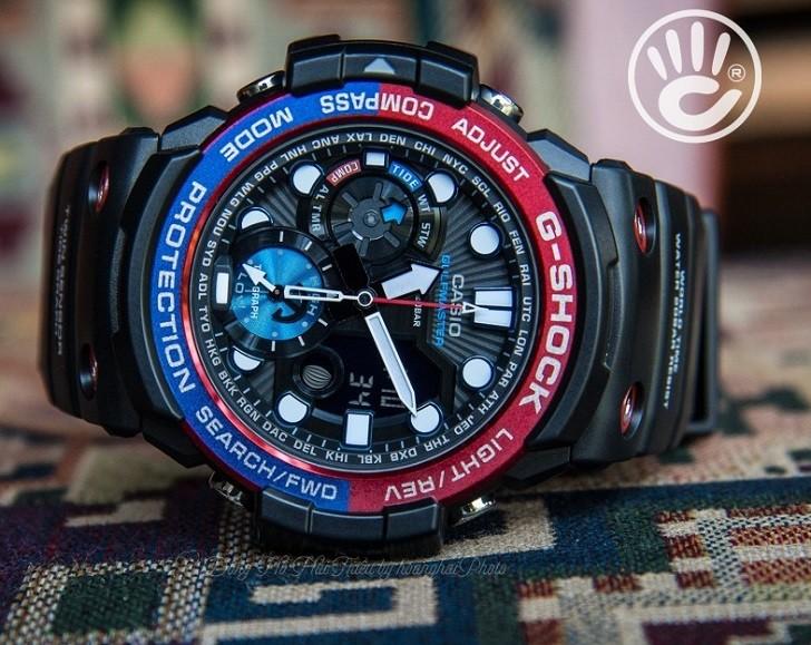 Đồng hồ G-Shock GN-1000-1ADR giá rẻ và thay pin miễn phí - Ảnh 4