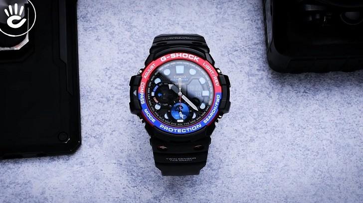 Đồng hồ G-Shock GN-1000-1ADR giá rẻ và thay pin miễn phí - Ảnh 1