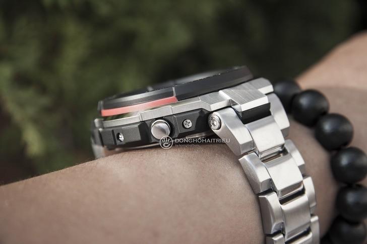 Đồng hồ G-shock GST-S100D-1A4DR: Vẻ đẹp cứng cáp và hiện đại - Ảnh 3