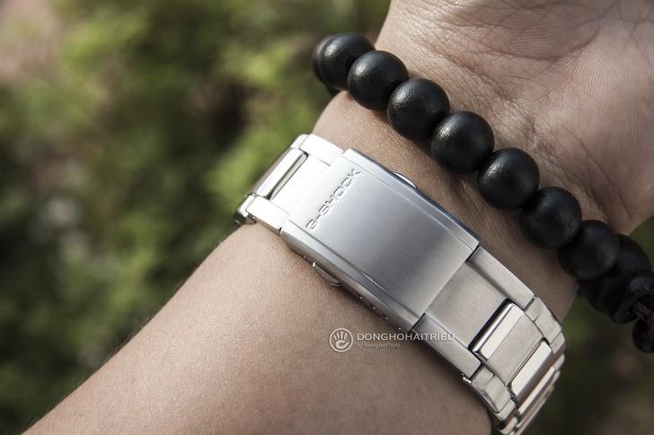 Đồng hồ G-shock GST-S100D-1A4DR: Vẻ đẹp cứng cáp và hiện đại - Ảnh 4