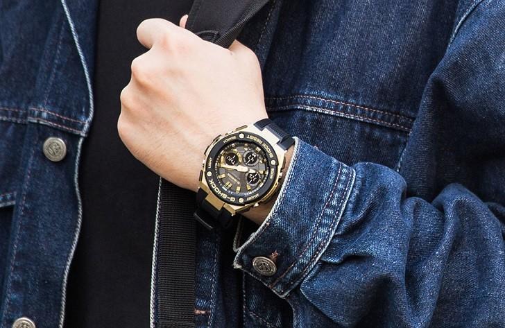 Đồng hồ G-Shock GST-S100G-1ADR tích hợp nhiều tính năng thể thao - Ảnh 2