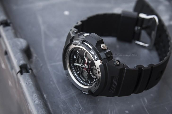Đồng hồ nam G-Shock AW-590-1ADR giá rẻ, thay pin miễn phí - Ảnh 5