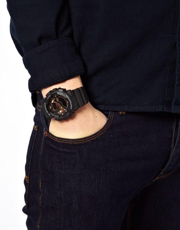 Đồng hồ G-Shock GA-110RG-1ADR giá rẻ, thay pin miễn phí - Ảnh 1