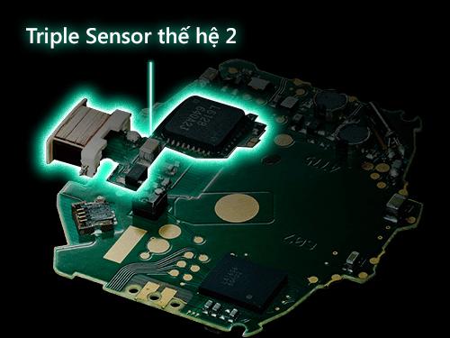 Như Thế Nào Là Triple Sensor – Bộ Ba Cảm Biến Trên Đồng Hồ Casio Gen2