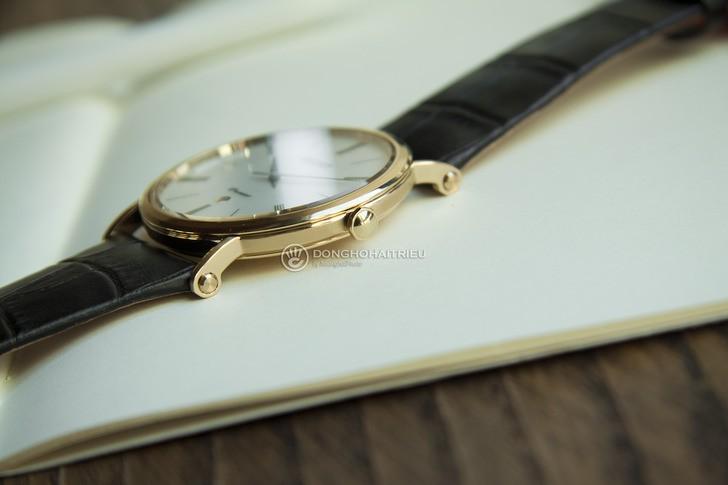 Seiko SKP396P1 phong cách lịch lãm, kính Sapphire chống trầy - Ảnh 5