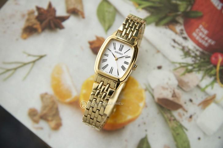 Đồng hồ Seiko SRZ478P1: Phiên bản dành cho nữ văn phòng - Ảnh 1