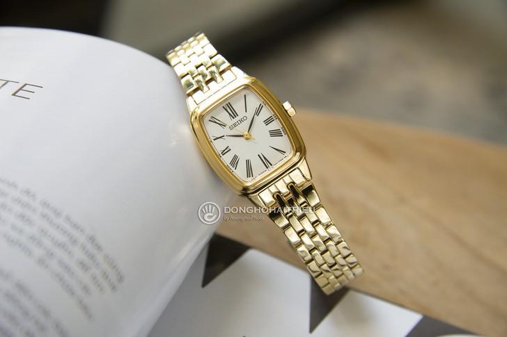 Đồng hồ Seiko SRZ478P1: Phiên bản dành cho nữ văn phòng - Ảnh 2