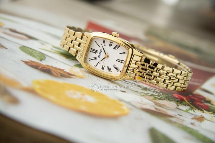 Đồng hồ Seiko SRZ478P1: Phiên bản dành cho nữ văn phòng - Ảnh 3