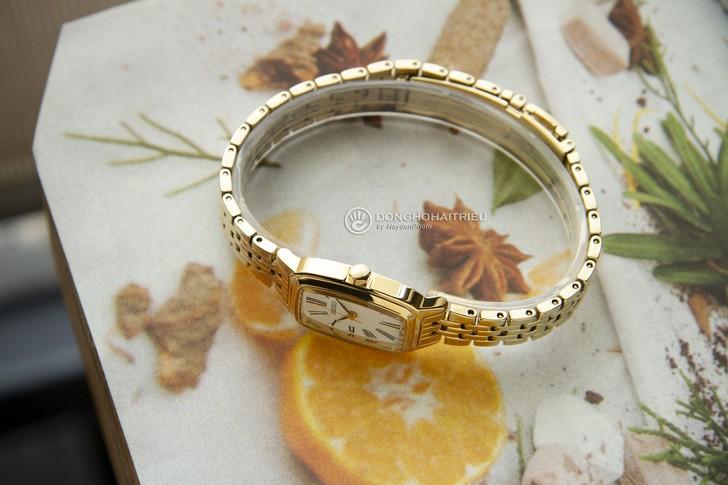 Đồng hồ Seiko SRZ478P1: Phiên bản dành cho nữ văn phòng - Ảnh 5