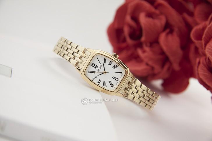 Đồng hồ Seiko SRZ478P1: Phiên bản dành cho nữ văn phòng - Ảnh 6