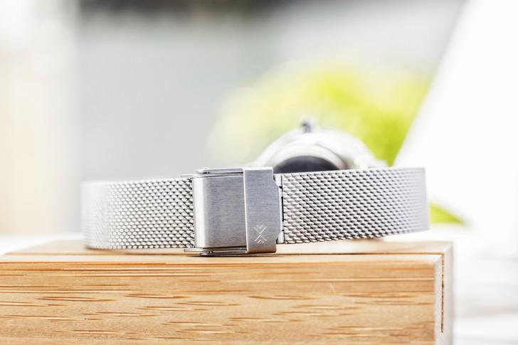 Đồng hồ nữ Skagen SKW2478 siêu mỏng, dây lưới thời trang - Ảnh 3
