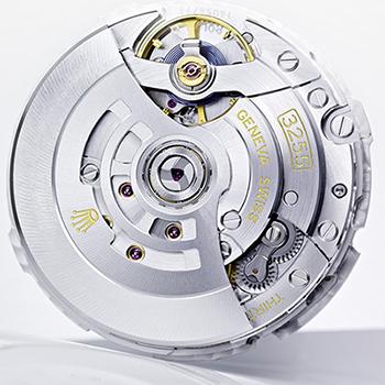 Bạn Biết Gì Về Bộ Máy Đồng Hồ Rolex Cơ, Một Biểu Tượng Của Sự Trường Tồn (Phần 1) MicrostellaBánh Lắc có 4 ốc Microtella và Dây tóc cong Rolex Overcoil 3