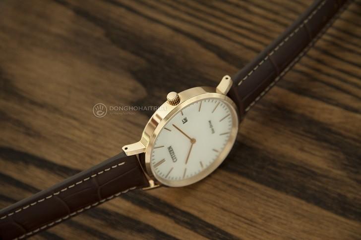 Đồng hồ nam Citizen AU1083-13A bộ máy năng lượng ánh sáng - Ảnh 3