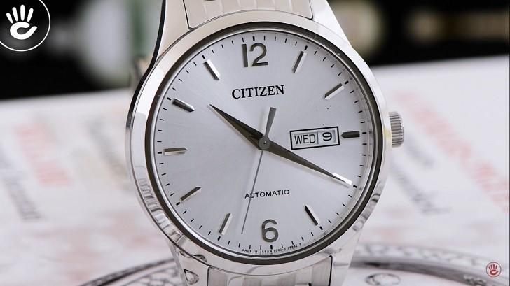 Đồng hồ Citizen NH7500-53A automatic, trữ cót đến 40 giờ - Ảnh 2