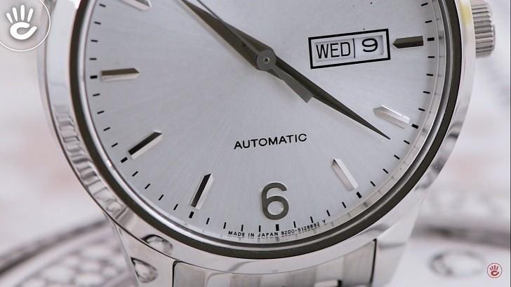 Đồng hồ Citizen NH7500-53A automatic, trữ cót đến 40 giờ - Ảnh 3