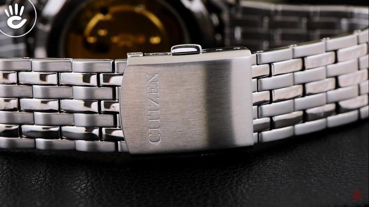 Đồng hồ Citizen NH7500-53A automatic, trữ cót đến 40 giờ - Ảnh 4