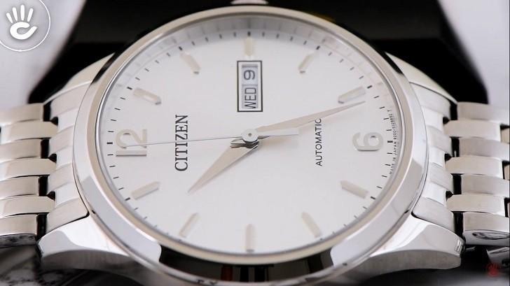 Đồng hồ Citizen NH7500-53A automatic, trữ cót đến 40 giờ - Ảnh 5