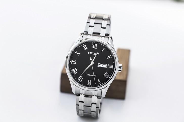 Đồng hồ Citizen NH8360-80E automatic, trữ cót đến 40 giờ - Ảnh 1