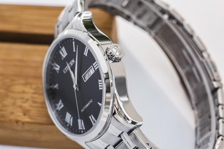 Đồng hồ Citizen NH8360-80E automatic, trữ cót đến 40 giờ - Ảnh 3