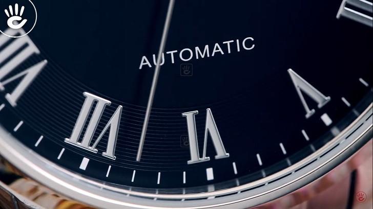 Đồng hồ Citizen NH8360-80E automatic, trữ cót đến 40 giờ - Ảnh 4