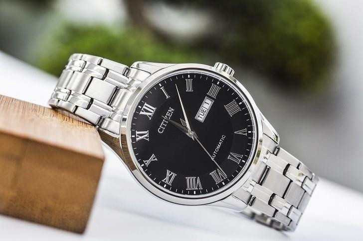 Đồng hồ Citizen NH8360-80E automatic, trữ cót đến 40 giờ - Ảnh 5