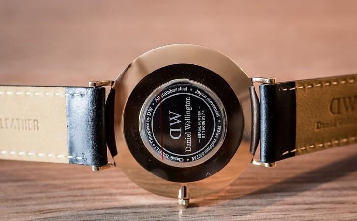 Đồng hồ nam Daniel Wellington DW00100127 thay pin miễn phí - Ảnh 2