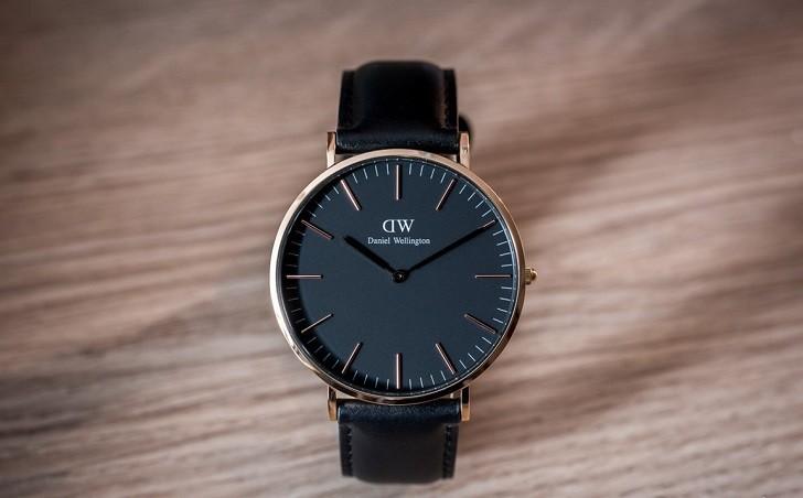 Đồng hồ nam Daniel Wellington DW00100127 thay pin miễn phí - Ảnh 4