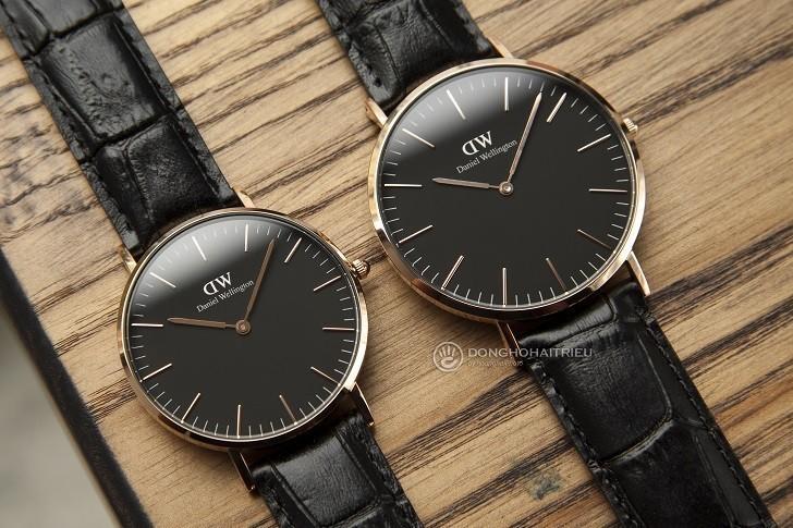 Đồng hồ nam Daniel Wellington DW00100129 thay pin miễn phí - Ảnh 3