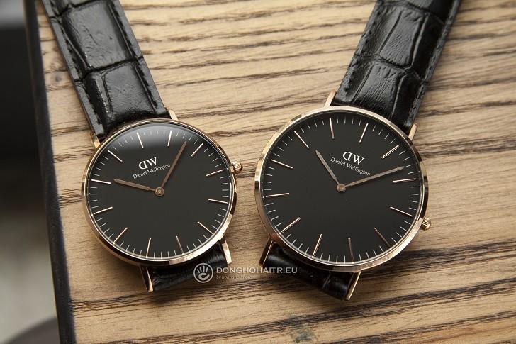 Đồng hồ nam Daniel Wellington DW00100129 thay pin miễn phí - Ảnh 4