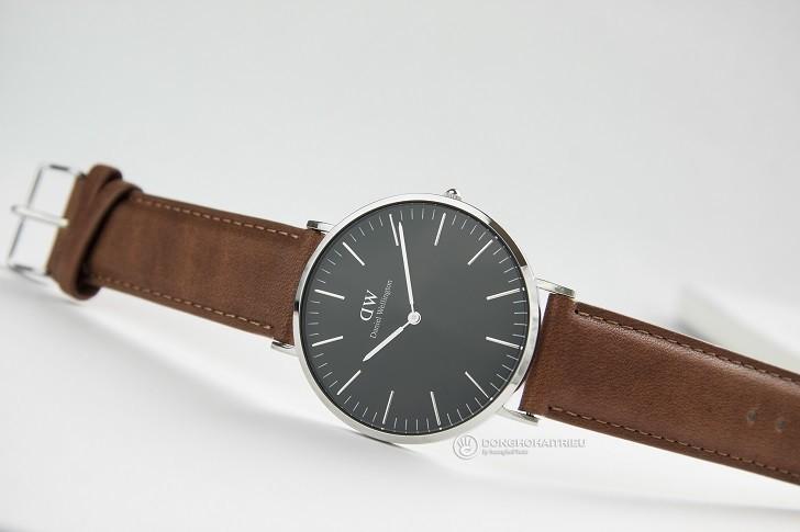 Đồng hồ nam Daniel Wellington DW00100132 thay pin miễn phí - Ảnh 1
