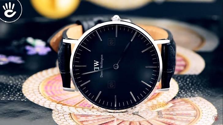 Đồng hồ nam Daniel Wellington DW00100134 thay pin miễn phí - Ảnh 1