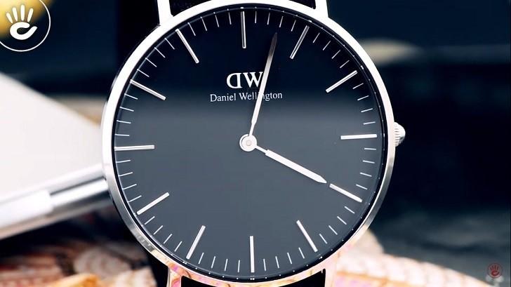 Đồng hồ nam Daniel Wellington DW00100134 thay pin miễn phí - Ảnh 3