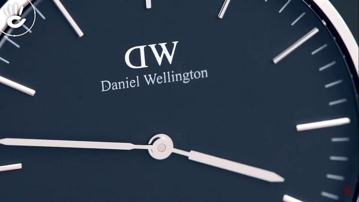 Đồng hồ nam Daniel Wellington DW00100134 thay pin miễn phí - Ảnh 4