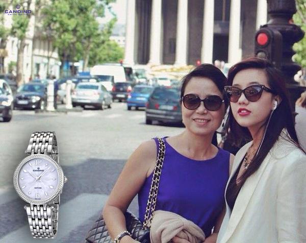 Top 6 Mẫu Đồng Hồ Đẹp Nhất Dành Tặng Mẹ Ngày 8/3 - Ảnh 2