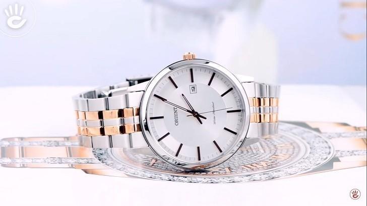 Đồng hồ nam Orient FUNG8001W0 giá rẻ, thay pin miễn phí - Ảnh 1