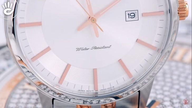 Đồng hồ nam Orient FUNG8001W0 giá rẻ, thay pin miễn phí - Ảnh 2