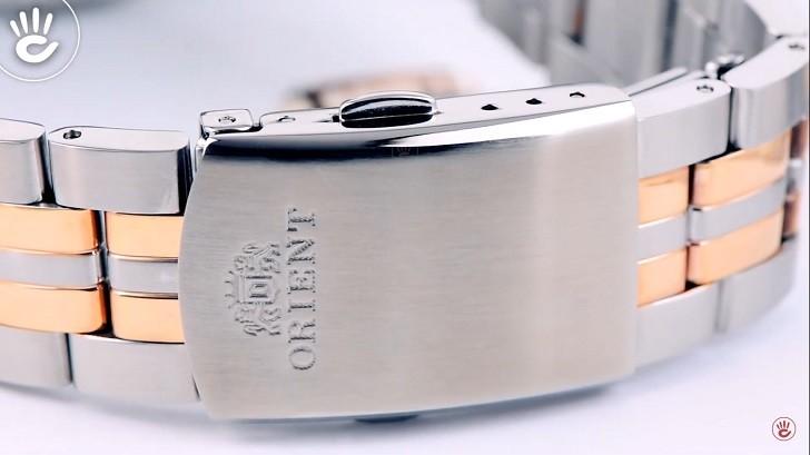 Đồng hồ nam Orient FUNG8001W0 giá rẻ, thay pin miễn phí - Ảnh 4