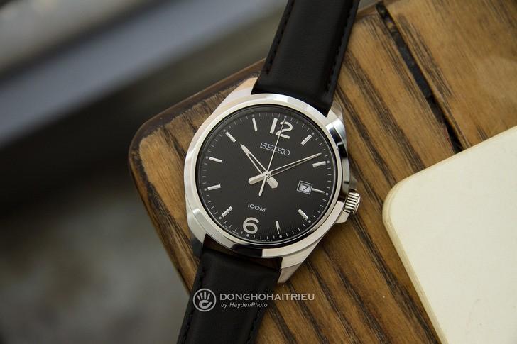 Đồng hồ Seiko SUR215P1 100% chính hãng Nhật Bản, siêu bền - Ảnh 1