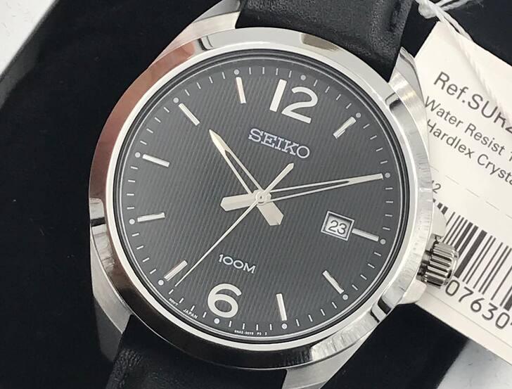 Đồng hồ Seiko SUR215P1 100% chính hãng Nhật Bản, siêu bền - Ảnh 2