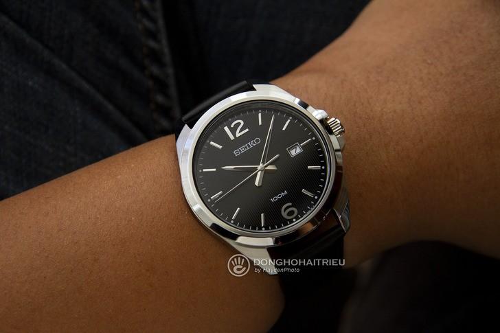Đồng hồ Seiko SUR215P1 100% chính hãng Nhật Bản, siêu bền - Ảnh 3