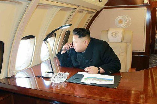 Vén Màn Bí Mật Thú Chơi Đồng Hồ Của Ông Kim Jong-Un