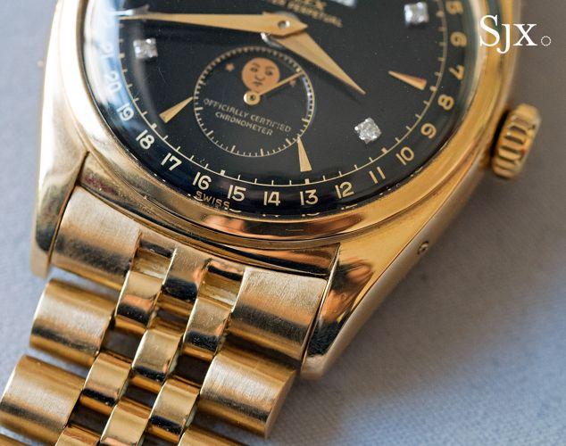 34-69 Tỷ, Đồng Hồ Rolex Đắt Tiền Nhất Từ Trước Đến Nay Là Của Vua Bảo Đại? Dây