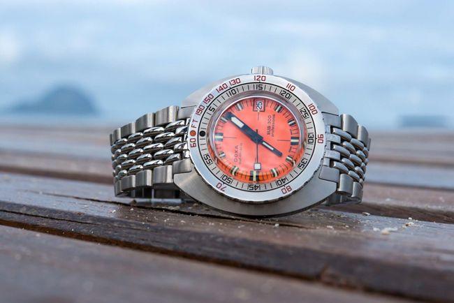 5 Không Thể Không Biết Về Huyền Thoại Đồng Hồ Lặn Doxa Sub