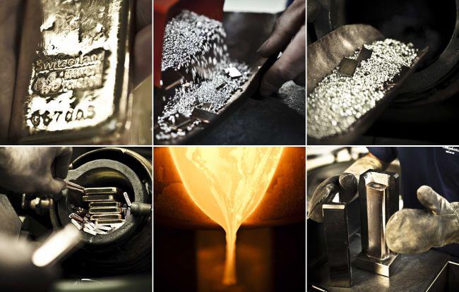 Bạn Có Biết Đồng Hồ Vàng Khối Thụy Sĩ Luôn là 18K? Tại Sao? Chopard