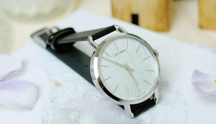 Đồng hồ Calvin Klein K7B231C6 sở hữu vẻ ngoài tinh tế thời trang - Ảnh 1