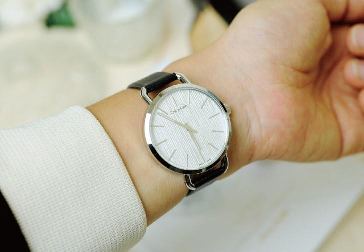 Đồng hồ Calvin Klein K7B231C6 sở hữu vẻ ngoài tinh tế thời trang - Ảnh 6